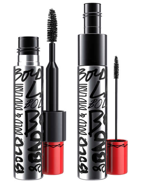 Dual-Wand Mascaras - This MAC Cosmetics Product Includes Two Eyelash Mascara Applicators