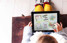Children's Cooking Apps - This Educational Cooking App For Kids Promotes Healthy Eating Habits