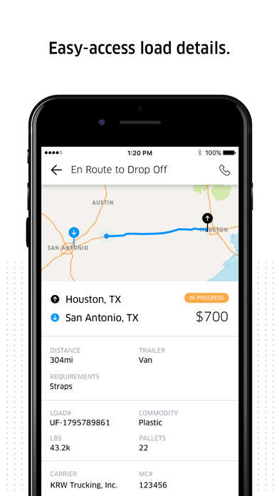 On-Demand Big Rig Apps