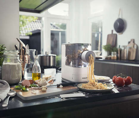 Automated Pasta Appliances