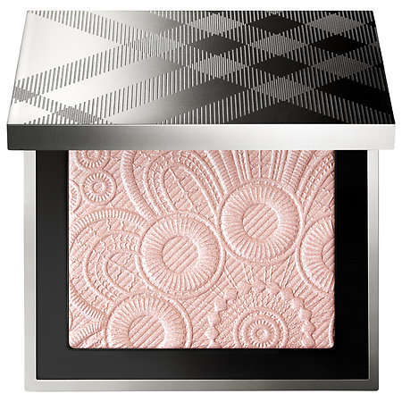 Intricately Patterned Cosmetic Highlighters