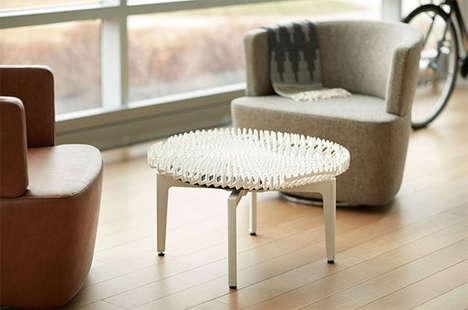Experimental Printed Furniture