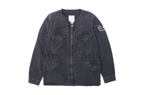 Retro Military-Inspired Jackets