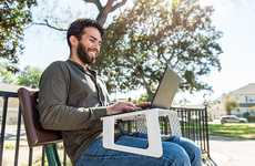 Portable Ergonomic Technology Desks