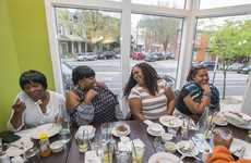 Poverty-Fighting Restaurants - The EAT Cafe in Philadelphia Offers a Pay-What-You-Can Policy