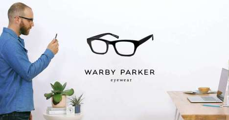 Prescription-Testing Apps - Warby Parker's 'Prescription Check' Lets Users Check Their Eyes at Home