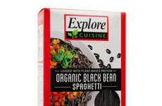 Wheat-Free Bean Pastas - Explore Cusine's Black Bean Spaghetti is a Gluten-Free Noodle Option