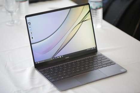 Fanless Touchscreen Laptops