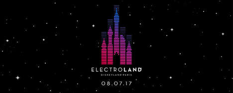 Disney EDM Festivals - Electroland is a Music Festival in the Grounds of Disneyland Paris