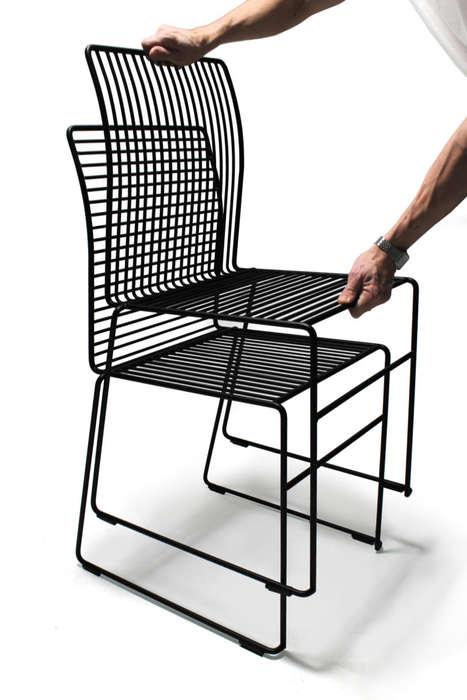 Optical Illusion Furniture