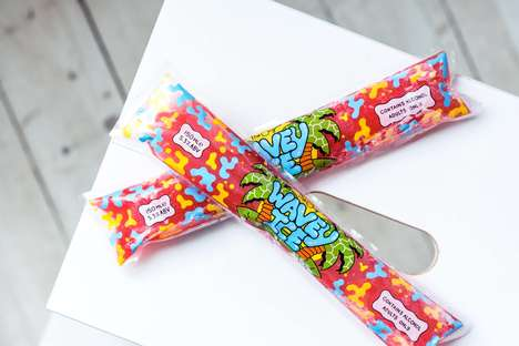 Boozy Ice Lollies