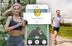 Communal Workout Apps - Gixo Connects Users to Create Group Workout Sessions Anywhere
