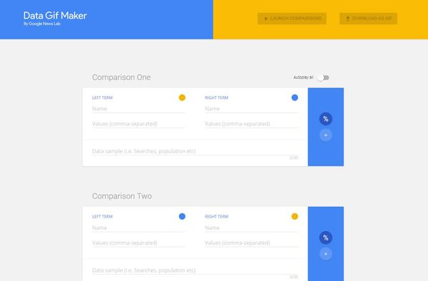 Data-Visualizing GIF-Builders : data gif maker