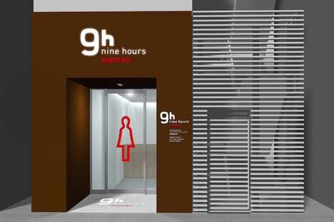 Ladies-Only Capsule Hotels - 9 Hours' Newest Branch in Tokyo is Exclusively for Female Guests
