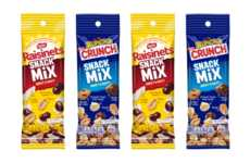 Confectionery Snack Mixes - Nestle's Snack Mix Packs are Inspired by Its Chocolate Candy Brands