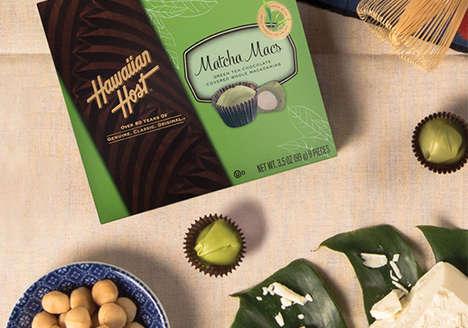 Matcha Chocolate Cups
