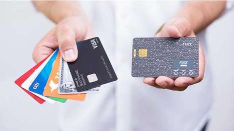 Wallet-Replacing Smart Cards