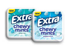 Refreshingly Chewy Mints - Extra's Chewy Mints Offer a New Way to Enjoy the Flavors of Extra Gum