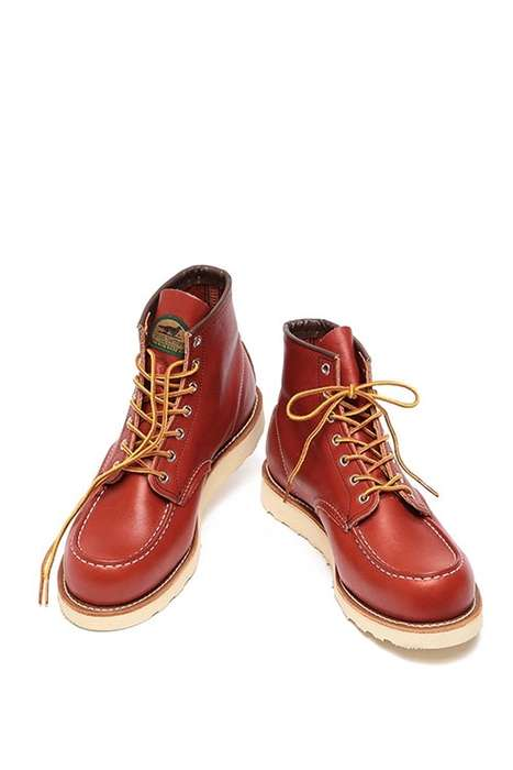 Revitalized 1950s-Inspired Boots