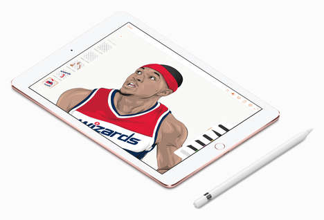 Basketball Star Illustrations