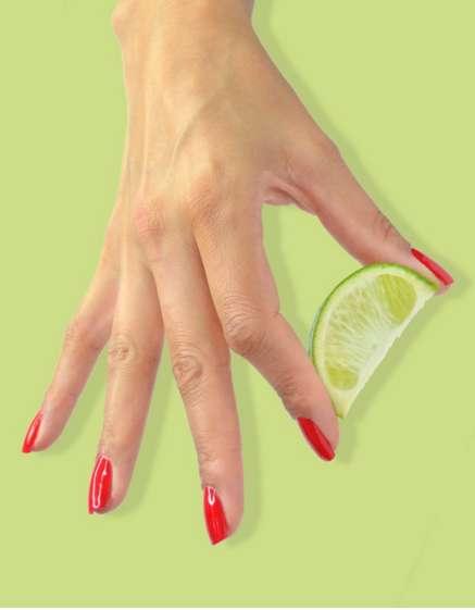 Wellness-Themed Nail Polishes