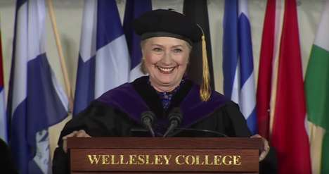 Upholding Truth and Integrity - The Hillary Clinton Commencement Speech Mentions Current Events