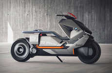 Electric Urban Dweller Motorcycles