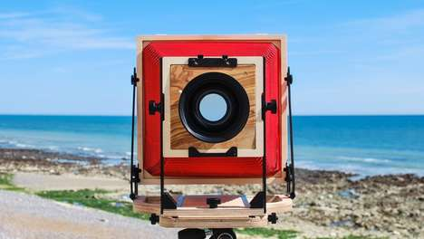 Folding Antiquated Cameras