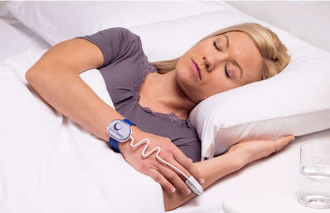 Sleep Diagnostic Wearables - 'Eversleep' is a Sleep Tracker That Coaches You to a Restful Sleep