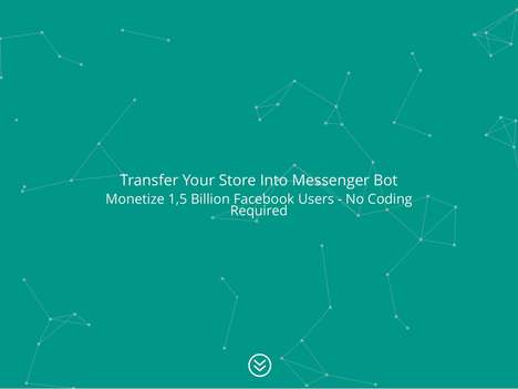 Ecommerce Bot Software Services - 4shops.ai Makes Selling on Facebook Messenger Less Complicated