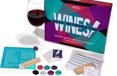 Card-Based Wine Tasting Games - Read Between The Wines! Offers a Playful Experience for Vino Lovers