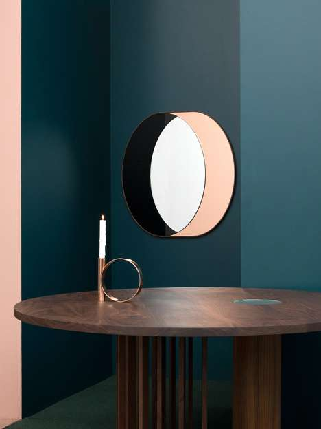 3D Graphic Mirrors