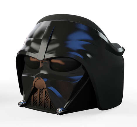 Pricey Sith Lord Furniture - The Dark Side Armchair Costs Almost as Much as a New Car