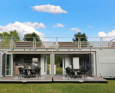 Mobile Shipping Container Boutiques