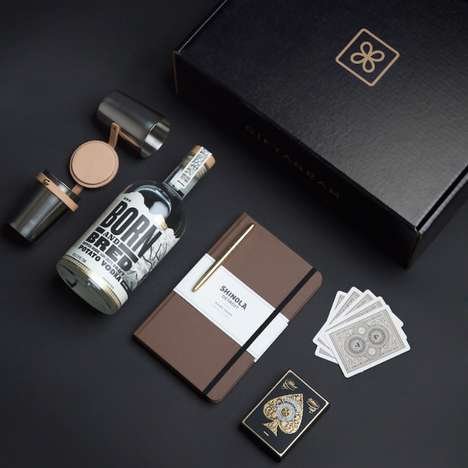 Curated Father's Day Giftboxes - Giftagram's 'American Legends' Box was Curated by Channing Tatum