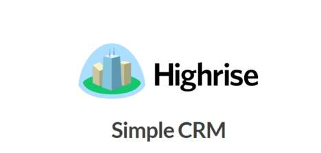 Streamlined CRM Apps - The Highrise App Helps Employees Manage Their Tasks and Goals