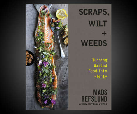 Food Waste Cooking Books