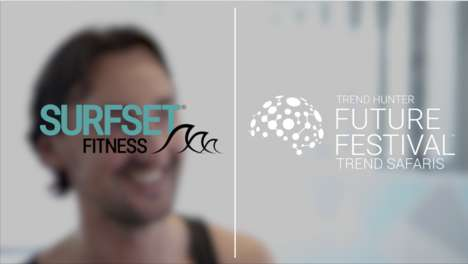 Surfing-Inspired Exercise Classes - Trend Hunter Talks to Andrzej Misiak of SURFSET Toronto
