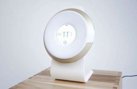 Intuitive Smart Home Thermostats