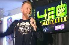 Cannabis-Friendly Comedy Clubs - Brampton's 420 Comedy Club Caters to Pot Smokers Looking to Laugh