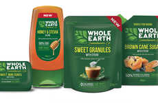 Stevia-Infused Sweetener Products - The Whole Earth Sweetener Company Stevia Products are Natural