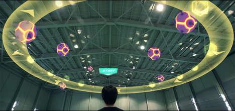 Virtual Drone Games