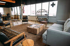 Cozy Cannabis Retailers - Colorado's High West Cannabis Dispensary Resembles an Elegant Residence