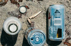 Beer Can-Cutting Keychains - The 'Beer Spike' Pierces Cans for Shotgunning and Pops Bottles