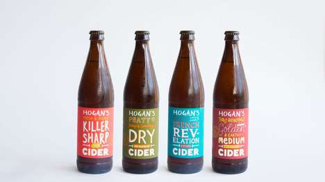 Multi-Flavored Rebranded Ciders