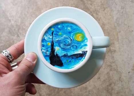 Masterful Latte Art