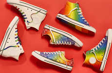 Historical LGBTQ Footwear Collections - The 2017 Converse Pride Collection Celebrates LGBTQ History