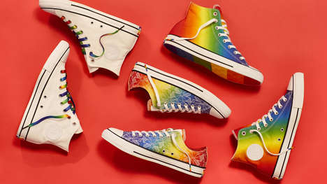 Historical LGBTQ Footwear Collections