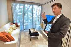Smart Condo Apps - Fantasia Investment's 'LifeUp' Application Simplifies Smart Home Living