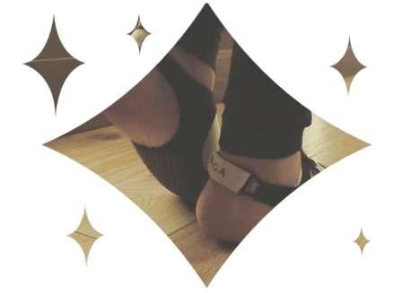 Balance-Activating Footwear